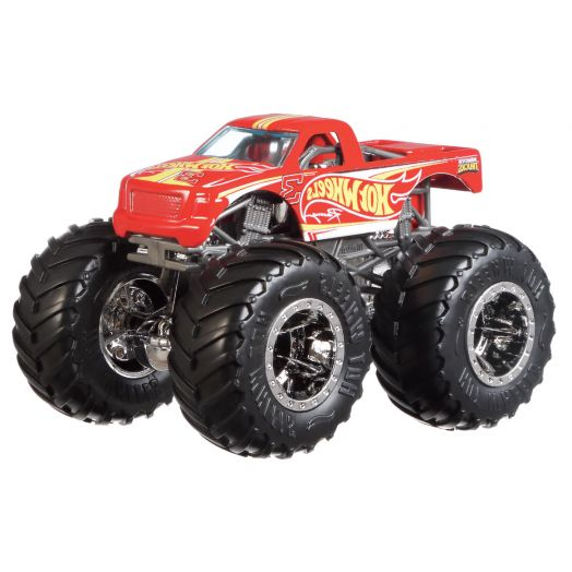 "Hot Wheels džipas Twin Mill ""Monster Truck"". GJG70"
