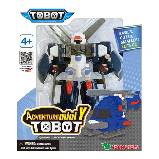 TOBOT robotas transformeris Mini Tobot C