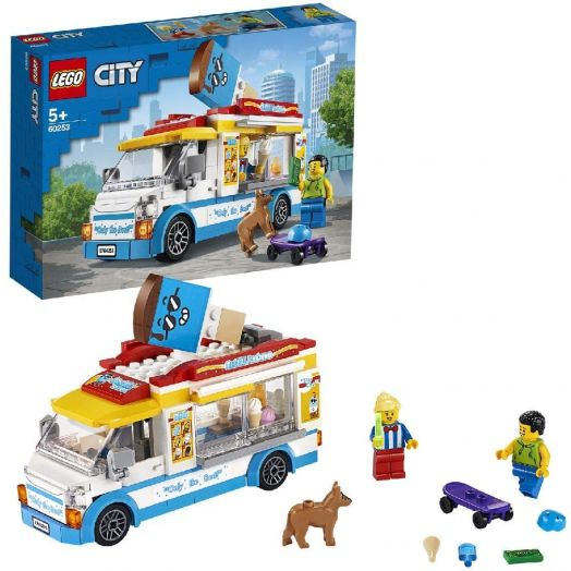60253 LEGO® City Great Vehicles Ledų autobusiukas