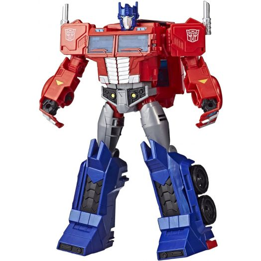 Transformeris Optimus Prime, Cyberverse