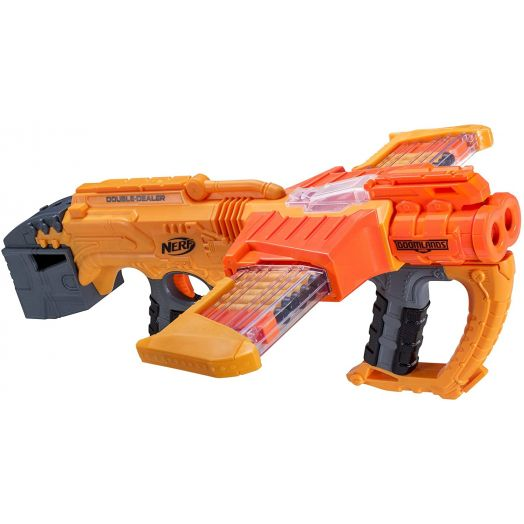 "Nerf šautuvas ""Doomlands Double Dealer Blaster"""