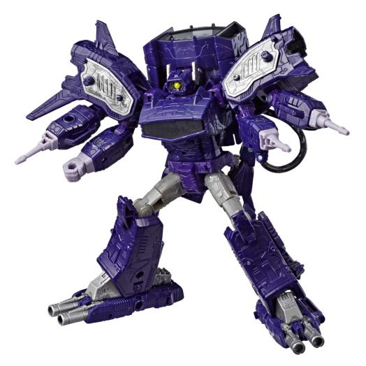 Transformers robotas transformeris Shockwave, Generations War