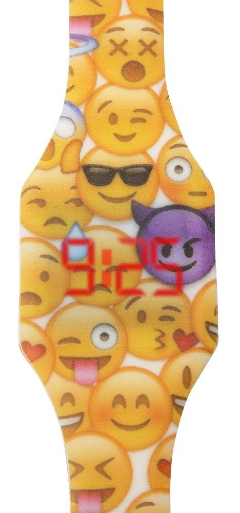 """Laikrodžiai vaikams - vaikiškas LED laikrodis """"Šypsenėlės"""""""