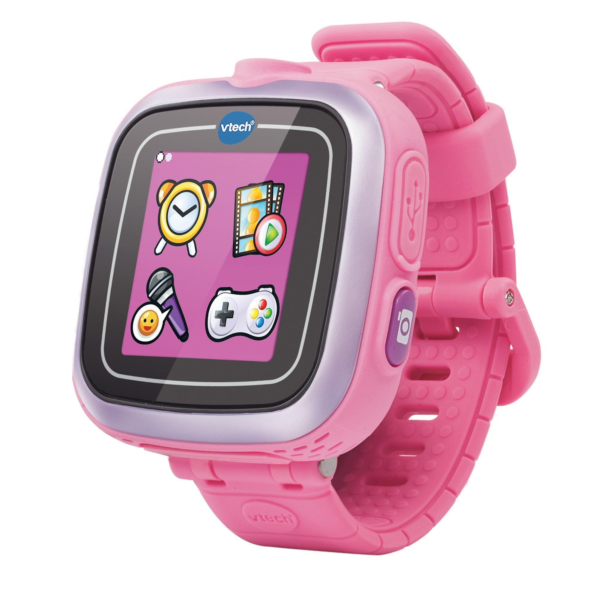 Laikrodžiai vaikams - Išmanusis VTECH laikrodis - rožinis