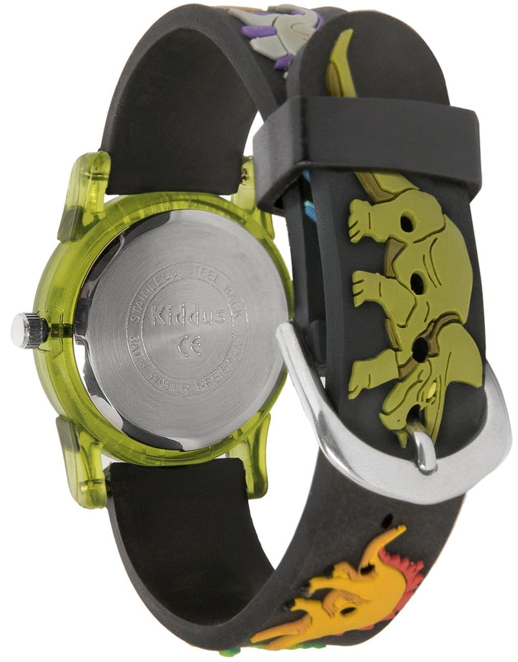 """Laikrodžiai vaikams - Vaikiškas laikrodis """"Dinozaurai"""""""
